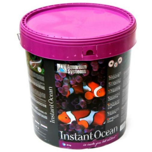 seaview aquarium centre instant ocean synthetic sea salt 25kg