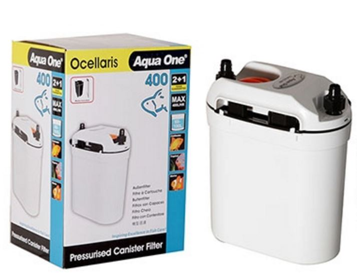 aqua one canister filter instructions