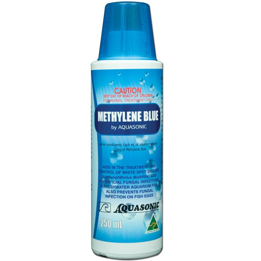 Aquasonic Methylene Blue 250ml