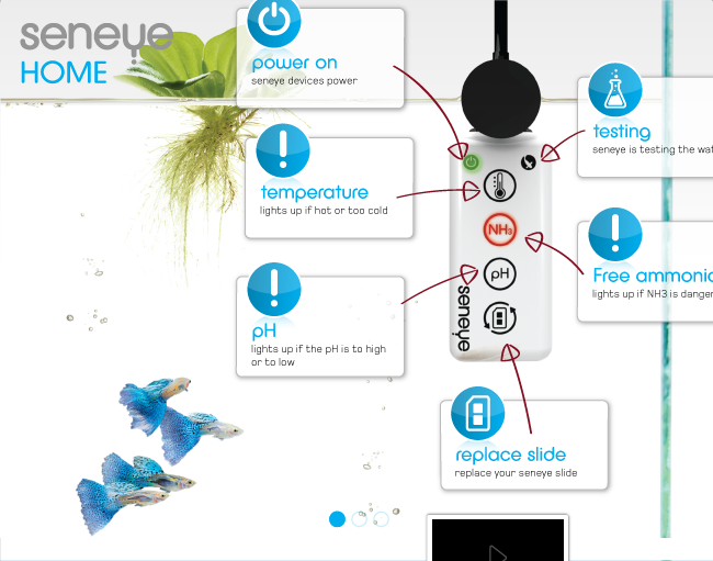 Seneye Home Aquarium Monitor