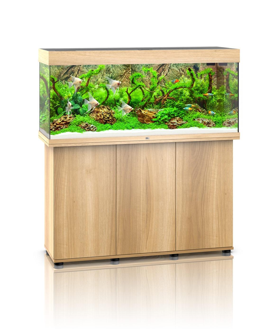 Seaview aquarium centre juwel rio 240 240l new look for Meuble aquarium
