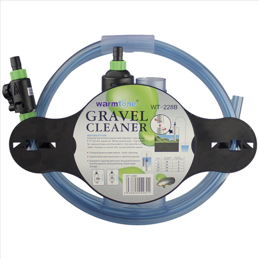 Seaview aquarium centre warmtone gravel cleaner for Aspirarifiuti sera gravel cleaner